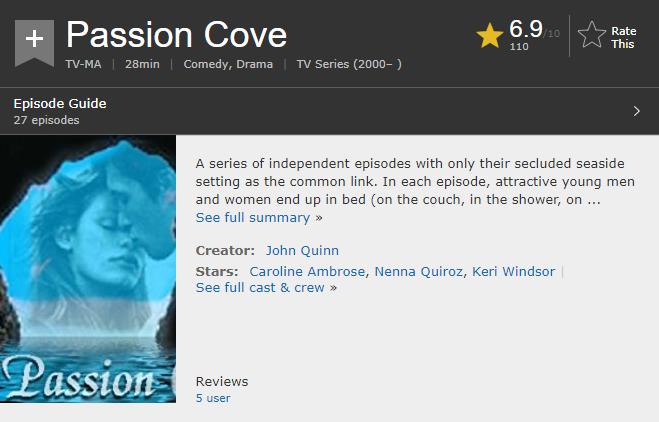 Passion Cove – TV Series – Siterip – Ubiqfile