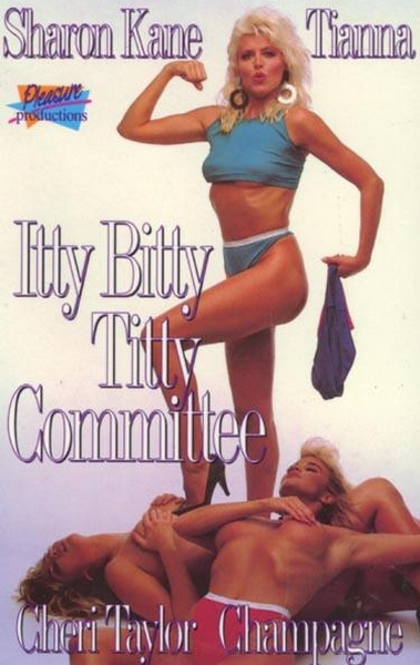 Itty Bitty Titty Committee (1989/VHSRip)