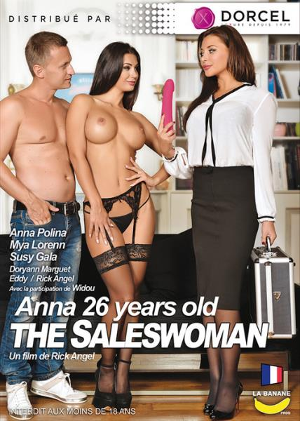 Anna 26 Years Old The Saleswoman (2016/WEBRip/SD)