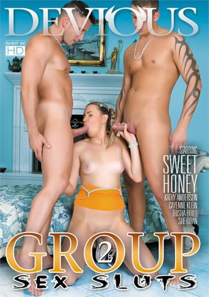 Group Sex Sluts 2 (2018/WEBRip/SD)