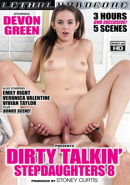Dirty Talkin Stepdaughters 8 (2018/WEBRip/FullHD)