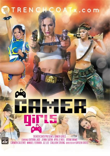 Gamer Girls (2018/WEBRip/SD)