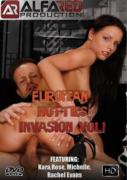 European Hotties Invasion 1 (2015/WEBRip/SD)