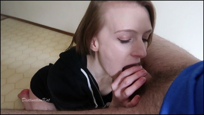 Destinationkat Licking His Cock With Pop Rocks Preview