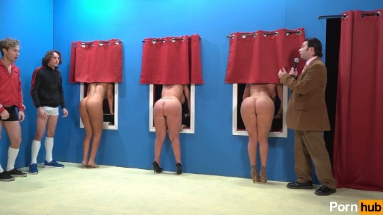 Bridgette B, Richelle Ryan, Sheridan Love – Dick in the Wall Part 2 (2018/PornHub/PornHubPremium/HD1080p)