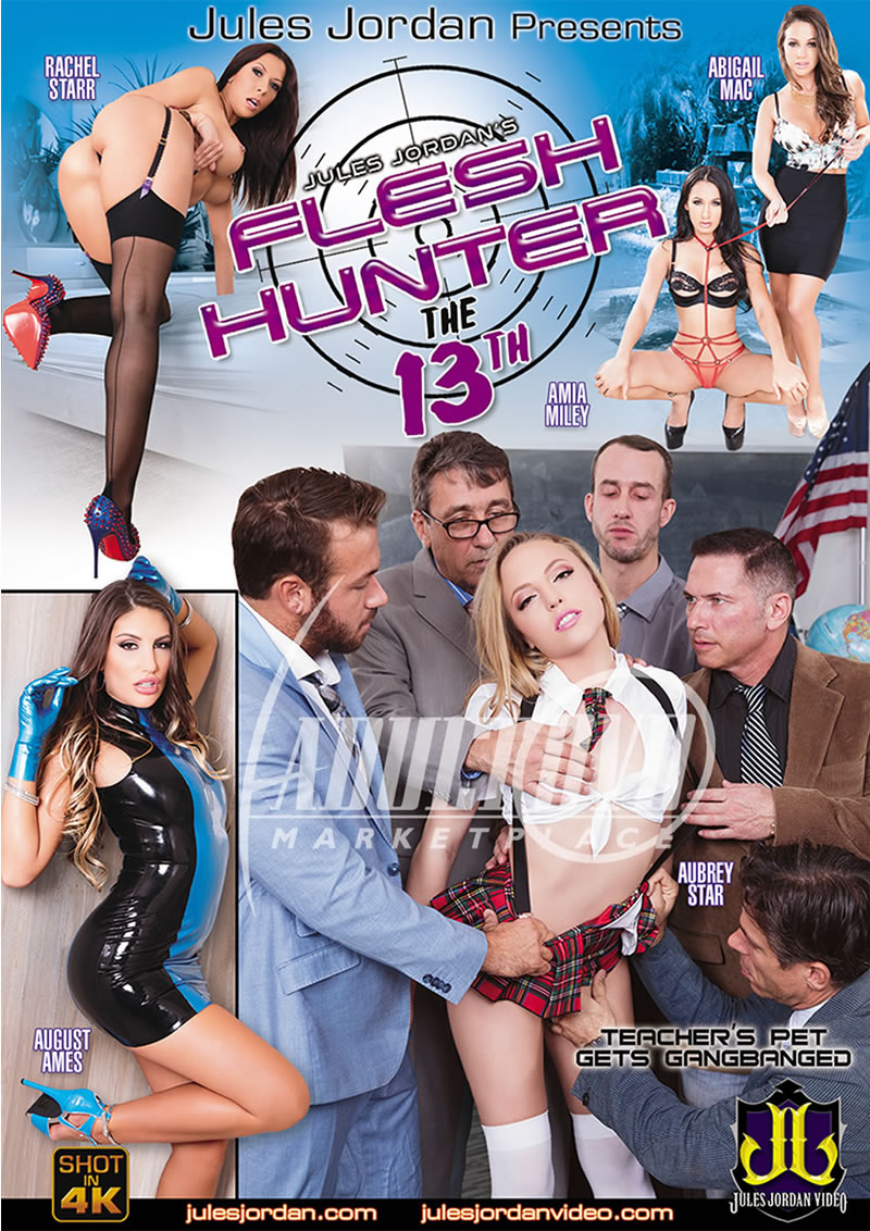 Flesh Hunter 13