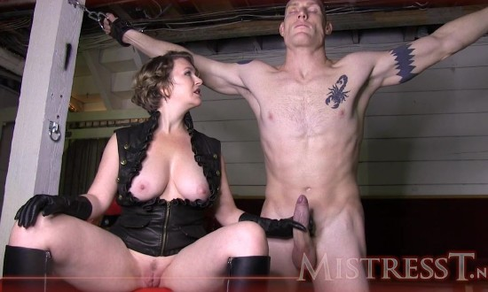 Mistress T – New Fuck Meat For Stable (2018/MistressT/Clips4Sale/HD)