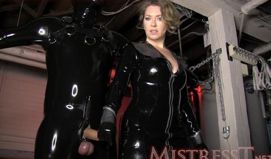 Mistress T – New Rubber Slave Tested (2018/MistressT/Clips4Sale/HD)