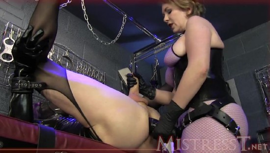 Mistress T – Sissy Slut Takes Huge Cock Ass To Mouth (2018/MistressT/Clips4Sale/HD)