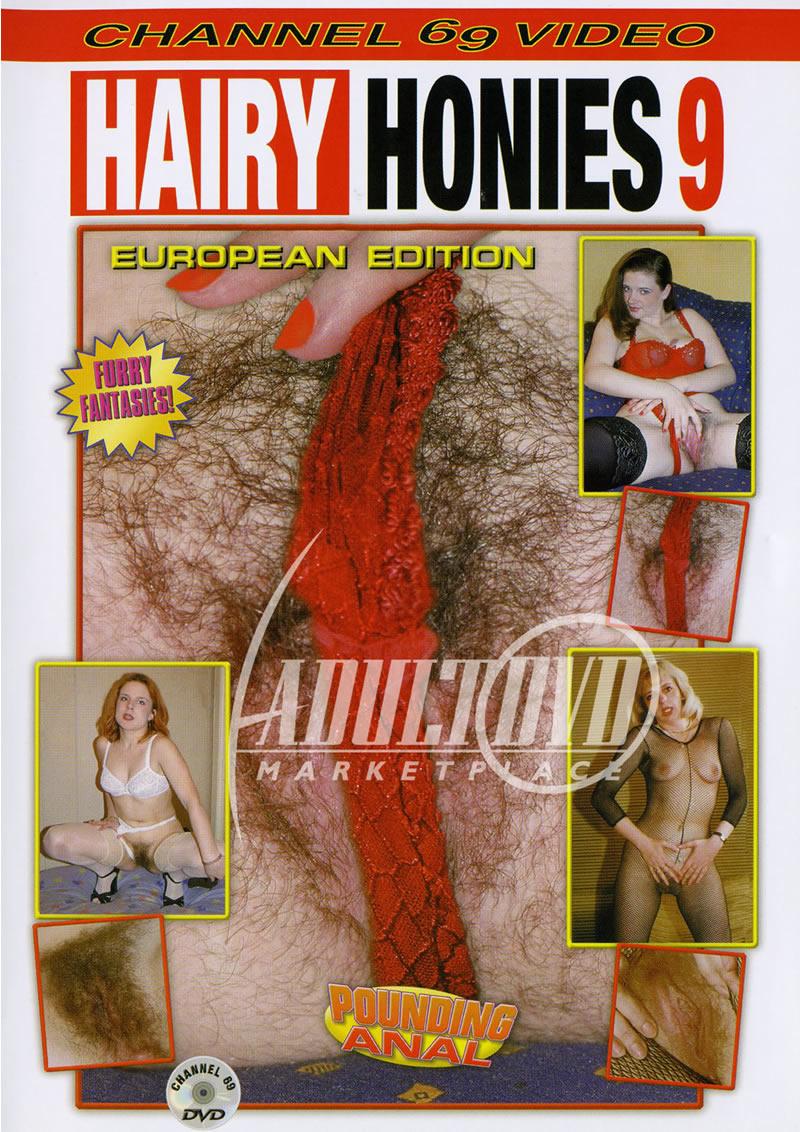 Hairy Honies 9