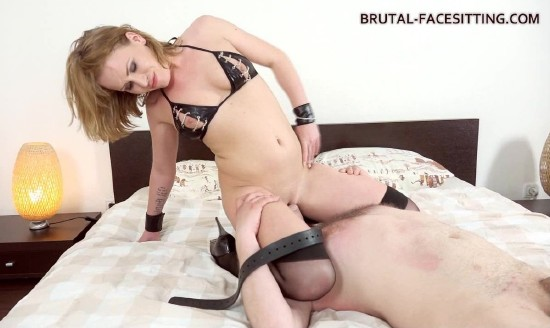 Mistress Tara – Goddess In Stockings (Brutal-Facesitting)
