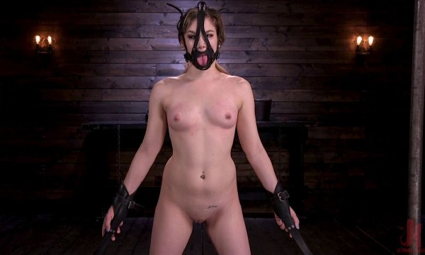 Bobbi Dylan – Suffering Through Predicament Bondage and Brutal Domination (2018/DeviceBondage.com/Kink.com/HD)