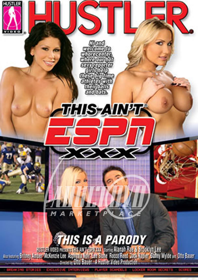 This Aint ESPN XXX This Is A Parody