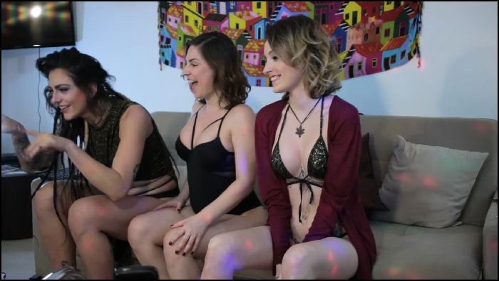 Emme White Threesome Live Show Preview
