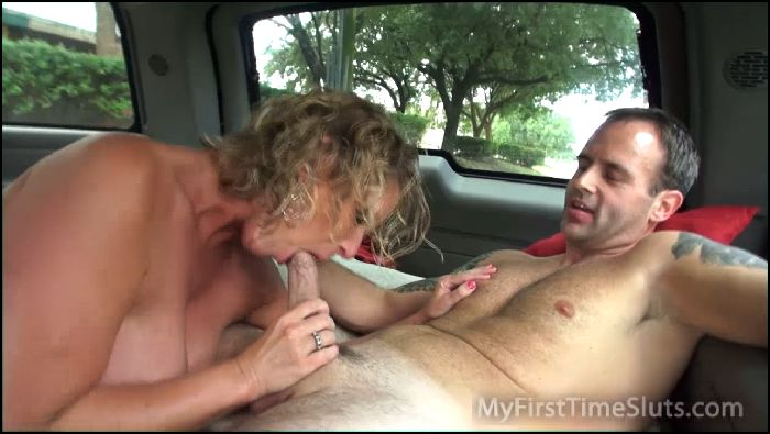 Siren XXX Studios May Waters First Car Fuck (manyvids)