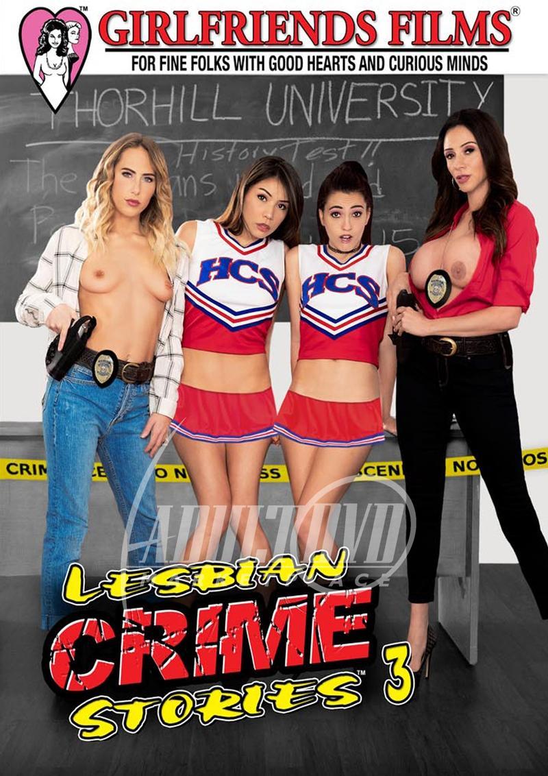 Lesbian Crime Stories #3