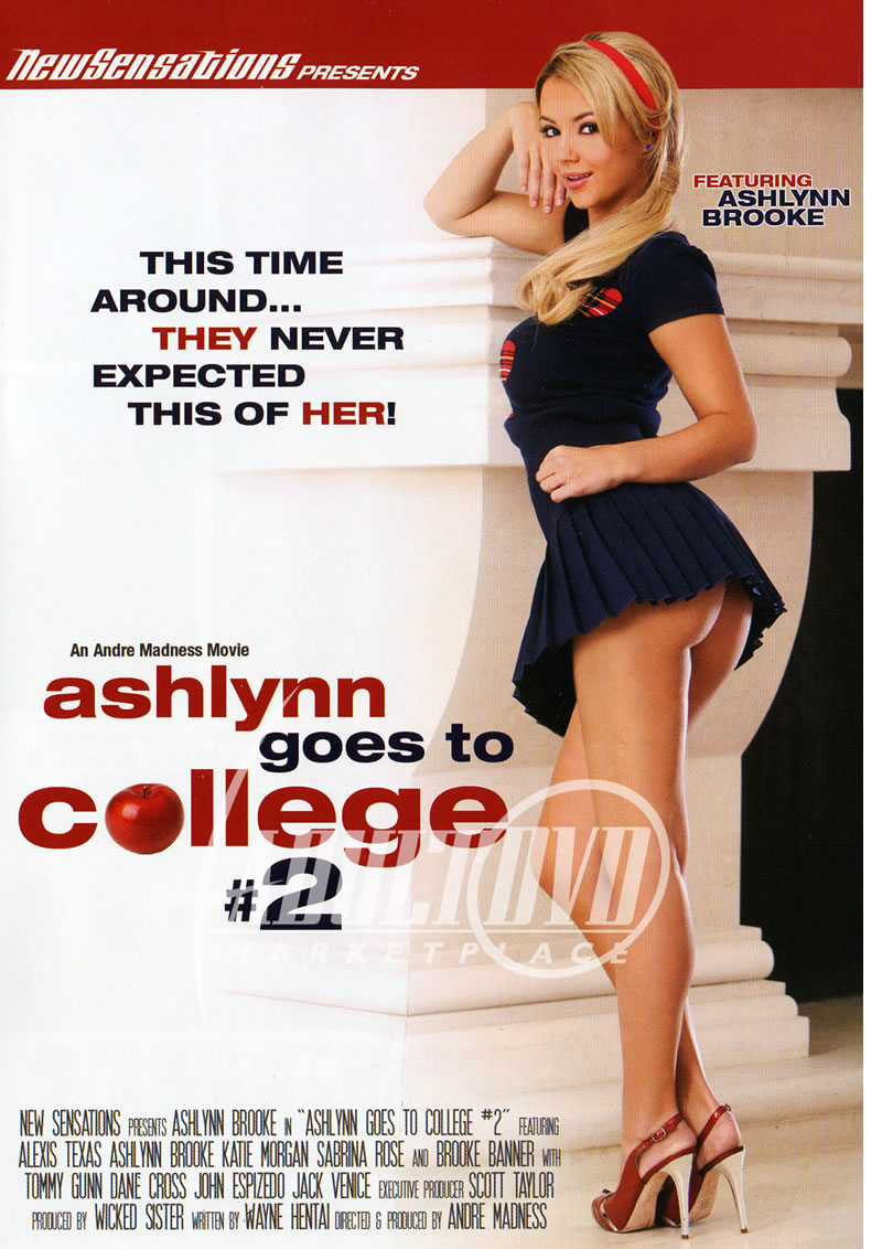 Ashlynn Goes To College 2