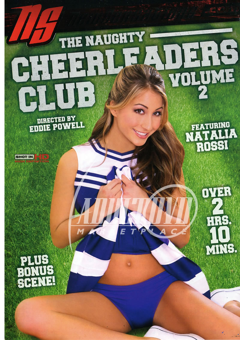 The Naughty Cheerleaders Club 2