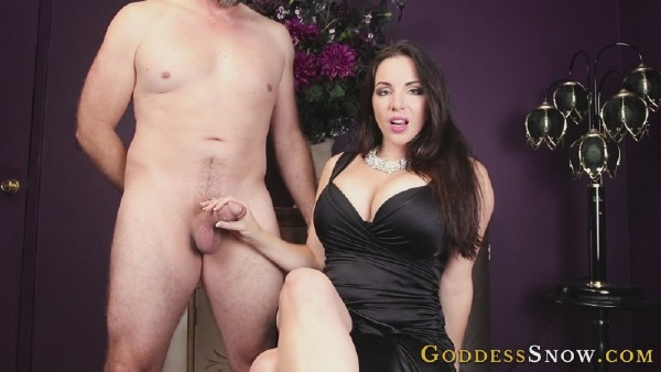 Alexandra Snow – Ready For Real Cock (2018/GoddessSnow.com/Clips4sale.com/HD)