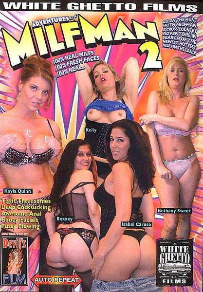 Adventures Of Milf Man 2 (2007/DVDRip)