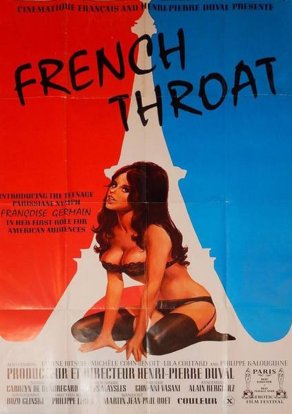 French Throat (1975/VHSRip)