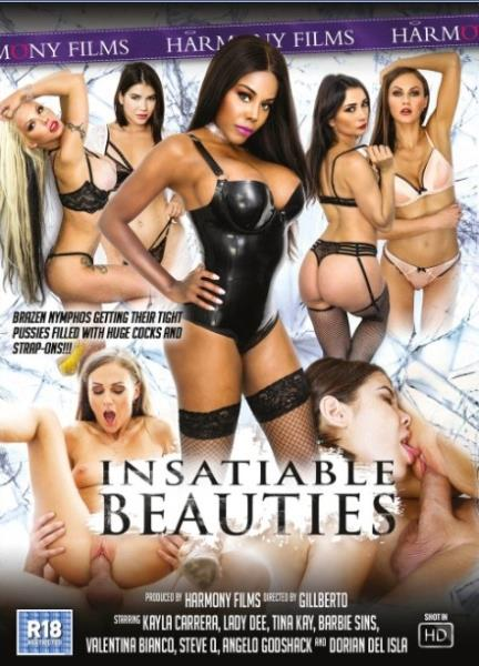 Insatiable Beauties (2018/WEBRip/SD)