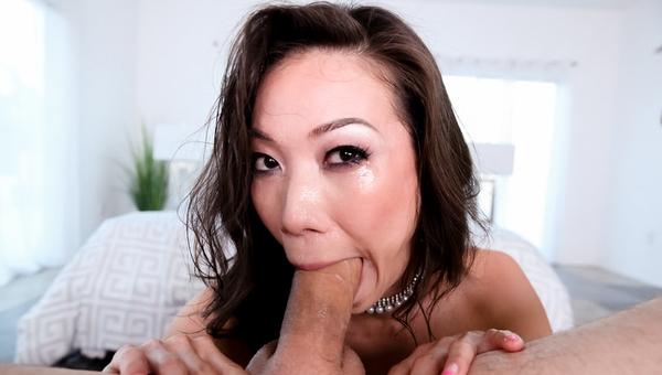 Kalina Ryu – Testing An Asian Throat (2018/Throated.com/BlowPass.com/FullHD)