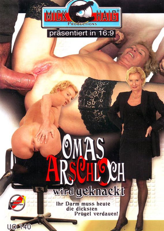 Omas Arschloch wird geknackt