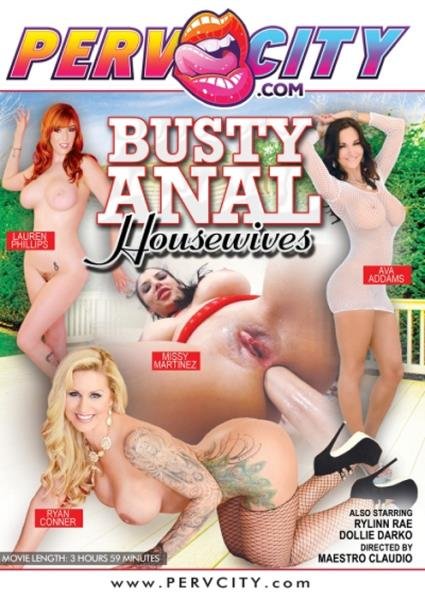 Busty Anal Housewives (2018/WEBRip/SD)