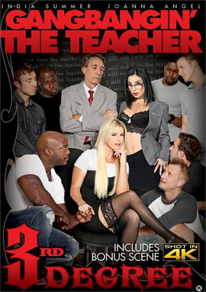 Gangbangin The Teacher (2018/WEBRip/SD)