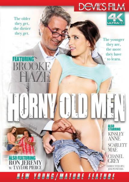 Horny Old Men (2018/WEBRip/HD)