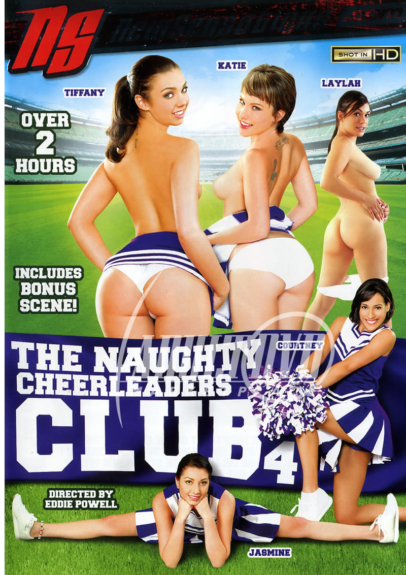 The Naughty Cheerleaders Club 4
