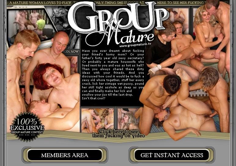 GroupMature.tv – Siterip – Ubiqfile