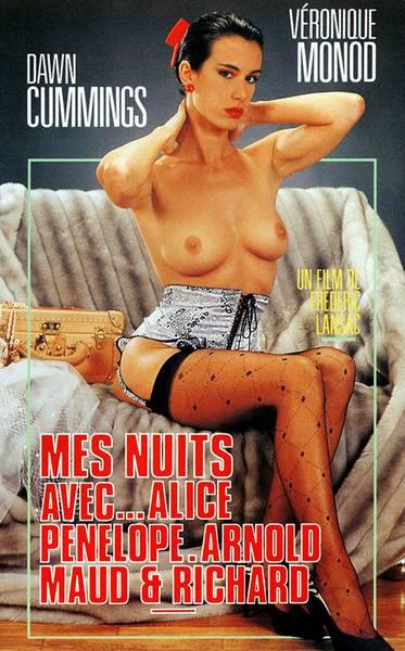 Mes Nuits avec Alice (1976/VHSRip)