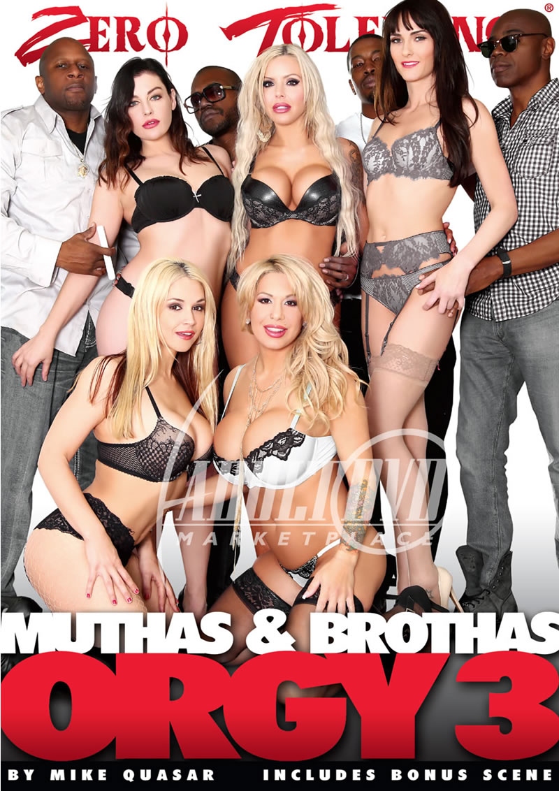 Muthas And Brothas Orgy 3