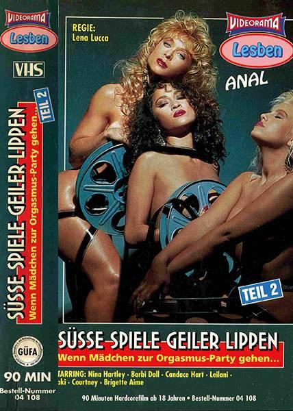 Susse Spiele geiler Lippen 3 (1992/VHSRip)