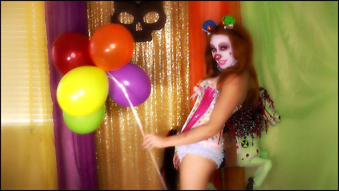 kitzi klown circus queen joi (manyvids.com)