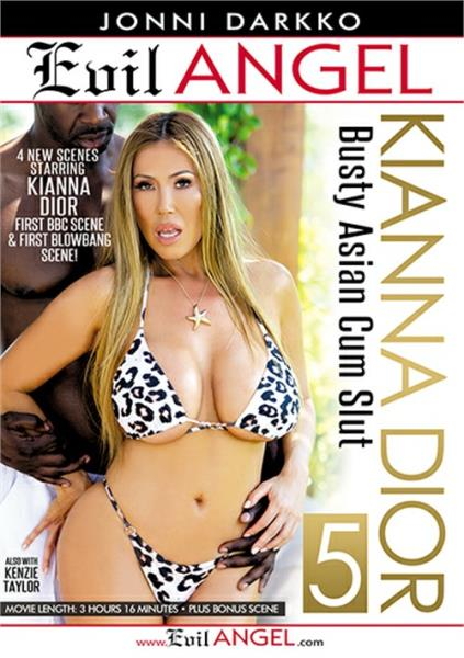 Kianna Dior Busty Asian Cum Slut 5 (2018/WEBRip/SD)