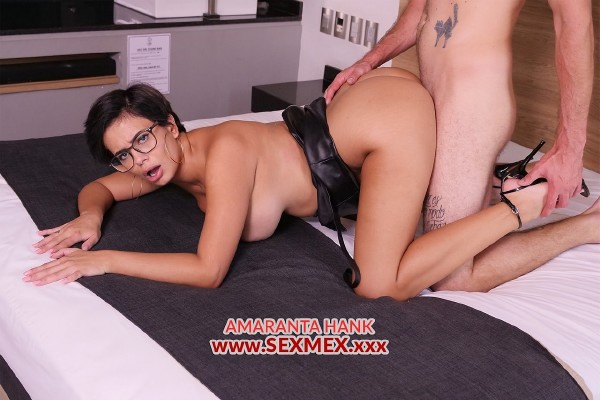 Amaranta Hank – Insatiable (2018/Sexmex.xxx/SD)