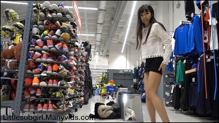 Littlesubgirl – Get Busted in Clothes Store Anal &Squirt (manyvids.com)