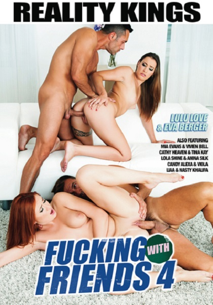 Fucking With Friends 4 (2018/WEBRip/SD)