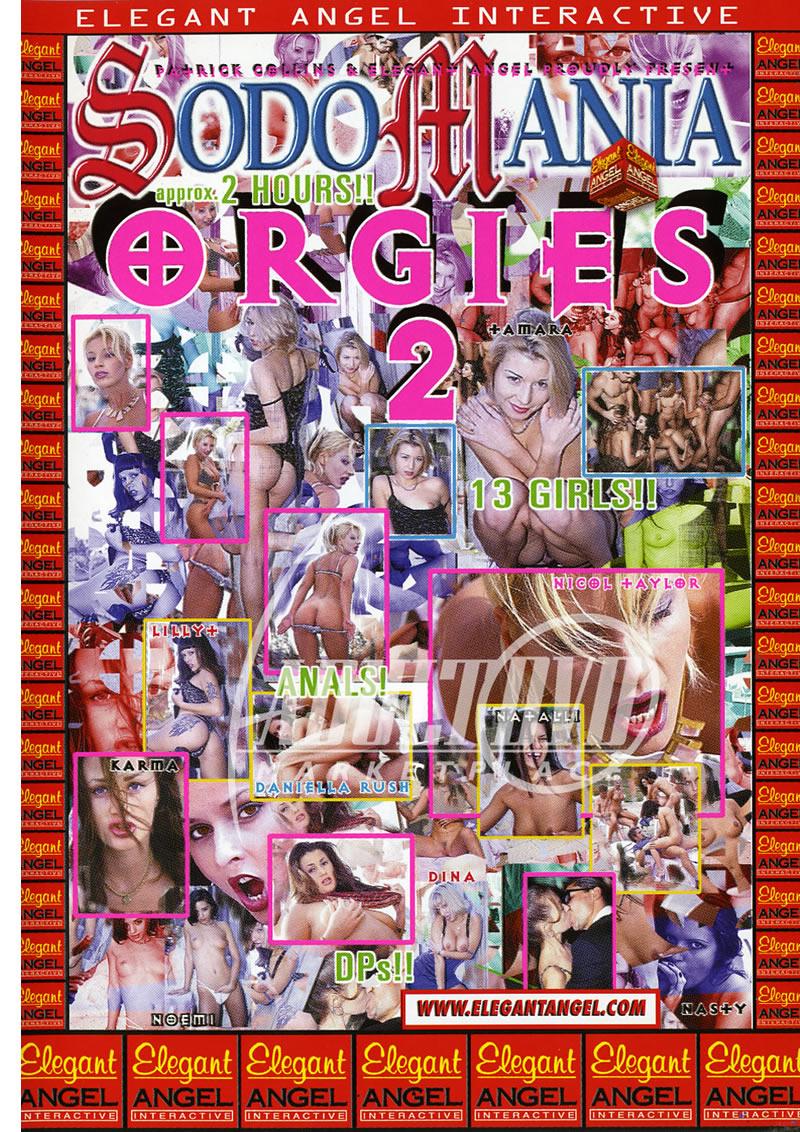 Sodomania Orgies 2