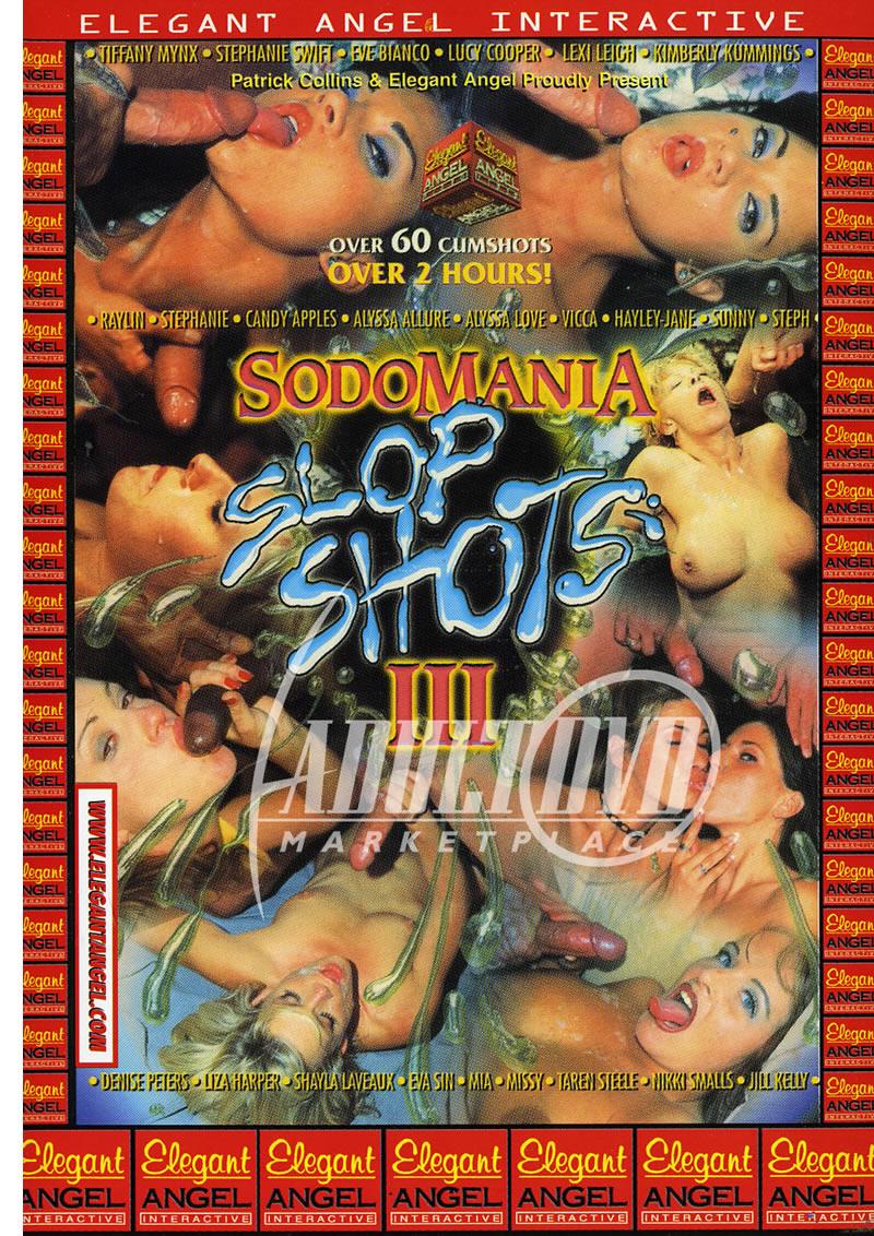 Sodomania Slop Shots 3