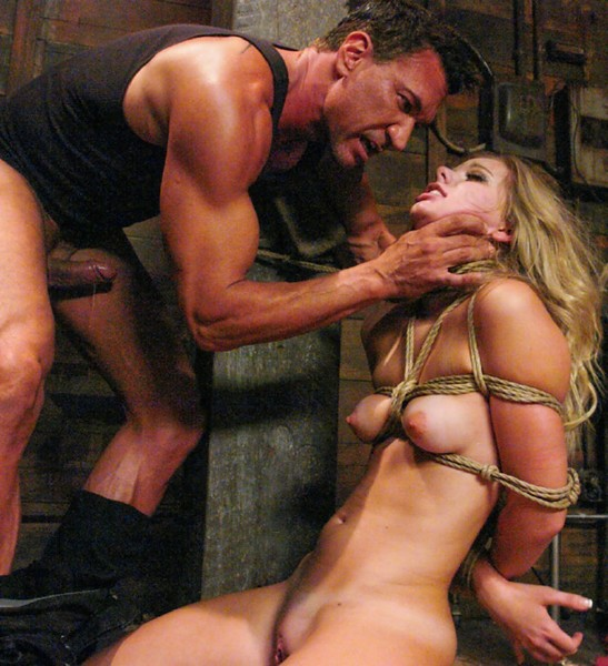 Marco Banderas, Trisha Parks – Tied and Helpless Anal Captive (SexAndSubmission.com/Kink.com)