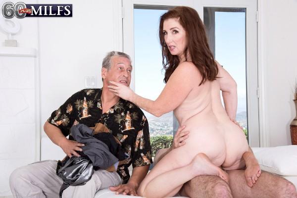 Maria Fawndeli – Ass-fucked by her grandsons friend (2018/60plusmilfs.com/Pornmegaload.com/SD)