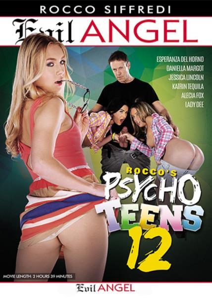 Roccos Psycho Teens 12 (2018/DVDRip)