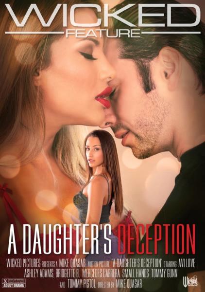 A Daughters Deception (2018/WEBRip/HD)