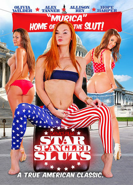 Star Spangled Sluts (2017/WEBRip/HD)