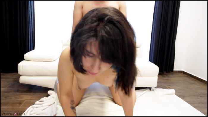 YouthLust Never ending cumshot for Lida Preview