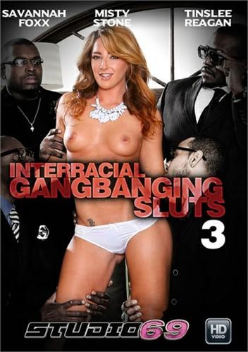 Interracial Gangbanging Sluts 3 (2017)